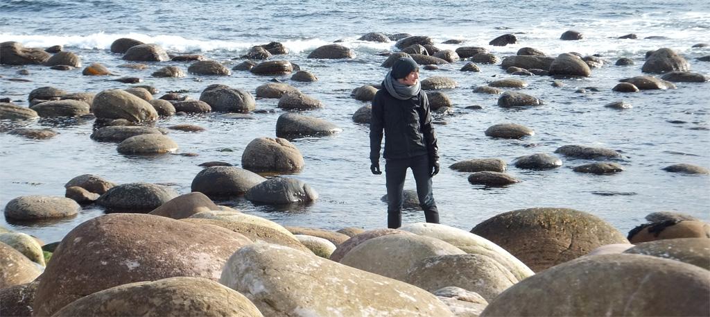 Laura Watts in Orkney